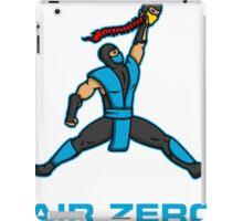 Air Zero iPad Case/Skin