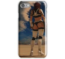 Sexy Storm Trooper iPhone Case/Skin