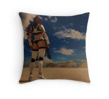 Sexy Storm Trooper Throw Pillow