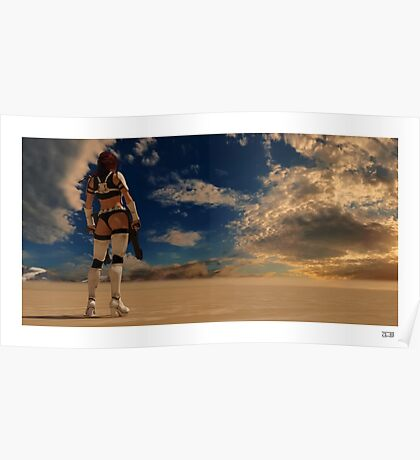 Sexy Storm Trooper Poster