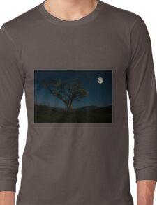 Moon Beams Long Sleeve T-Shirt
