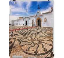 Pebbled mosaic in Tinos island iPad Case/Skin