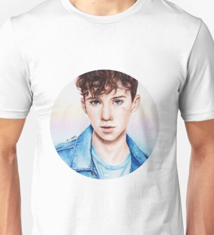Troye Sivan for Rolling Stones Unisex T-Shirt