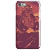 Feanor black iPhone Case/Skin