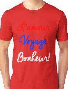 EXO - L'Amour Voyage Bonheur Unisex T-Shirt