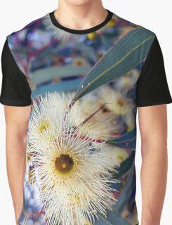Eucalyptus Blossoms Graphic T-Shirt