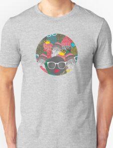 The crowd Unisex T-Shirt