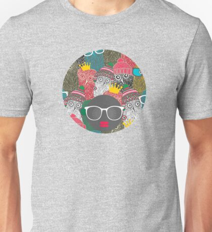 The crowd T-Shirt