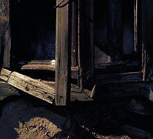 old pane by Nikolay Semyonov