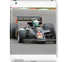 Lotus F1 - Type 77 - 1976 iPad Case/Skin