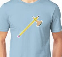 Pencil Battleaxe Unisex T-Shirt