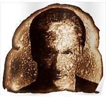 Bill Maher Miracle Toast Poster