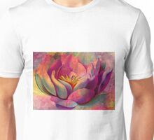 LOVELY LOTUS 2 Unisex T-Shirt