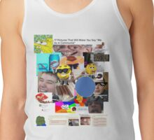 Satire Meme Apparel Tank Top