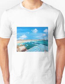 Bondi Icebergs Summer Unisex T-Shirt