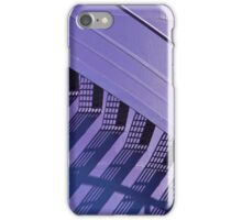 Purple & Brown iPhone Case/Skin