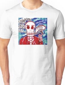 Skeletons Are Cool Unisex T-Shirt