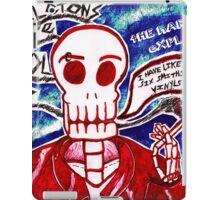 Skeletons Are Cool iPad Case/Skin