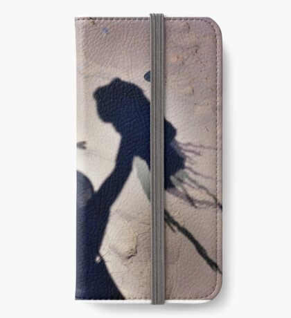 Pillar Location #4 [ @ the beach ] iPhone Wallet/Case/Skin