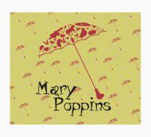 Raining Mary Poppins One Piece - Long Sleeve