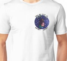 Hold Me Close In Winter's Weather Unisex T-Shirt