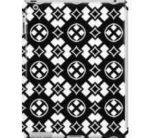 awesome Black and white pattern iPad Case/Skin