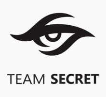 Team Dota Secret Kids Tee