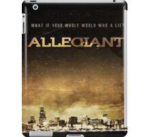 Allegiant iPad Case/Skin