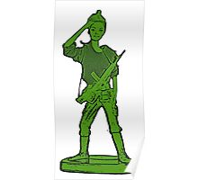 Barbie Toy Soldier! Poster