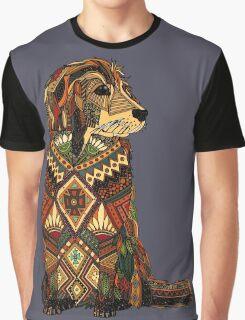 Golden Retriever dusk Graphic T-Shirt