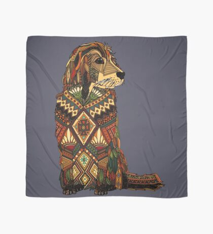 Golden Retriever dusk Scarf