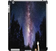calvin and hobbes night iPad Case/Skin