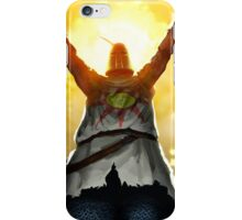 Dark Souls the sun iPhone Case/Skin