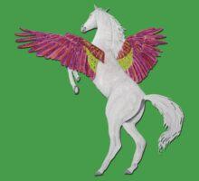Pegasus - colour/Farbe 6 Kids Tee
