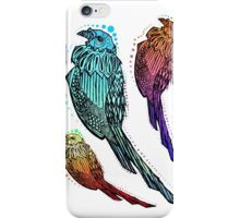 Psycho Pigeons iPhone Case/Skin