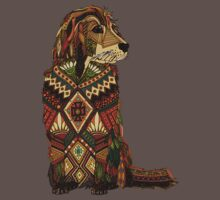 Golden Retriever dusk One Piece - Short Sleeve
