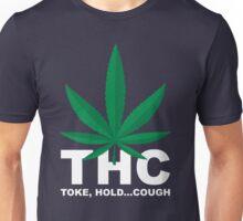 Weed Leaf THC - Weed T Shirts Unisex T-Shirt