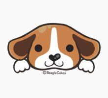 Cute Beagle Puppy One Piece - Long Sleeve