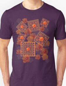 Orange Rose Unisex T-Shirt