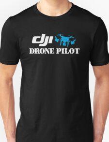 Dji Drone Plot Unisex T-Shirt
