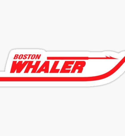 Boston Whaler Sticker