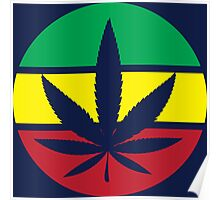 Weed Leaf - Weed T Shirts Poster