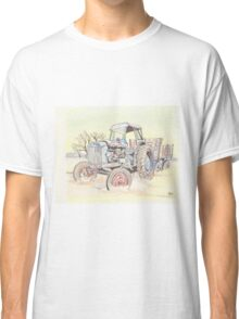 Tractor...at rest Classic T-Shirt