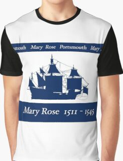 Mary Rose 1511-1545, tony fernandes Graphic T-Shirt