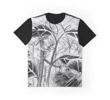 Lemur Leaf Frogs Graphic T-Shirt