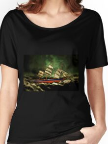 Has the Cutty Sark  Met It's Match Women's Relaxed Fit T-Shirt