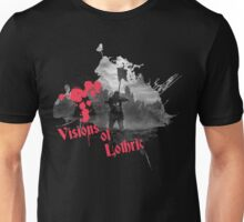 visions of lothric  Unisex T-Shirt