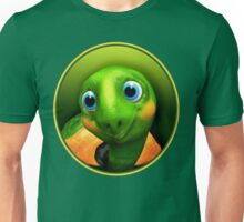 Green Turtle Baby 3D Unisex T-Shirt