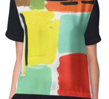 painting not made 4 Chiffon Top