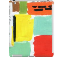 painting not made 4 iPad Case/Skin